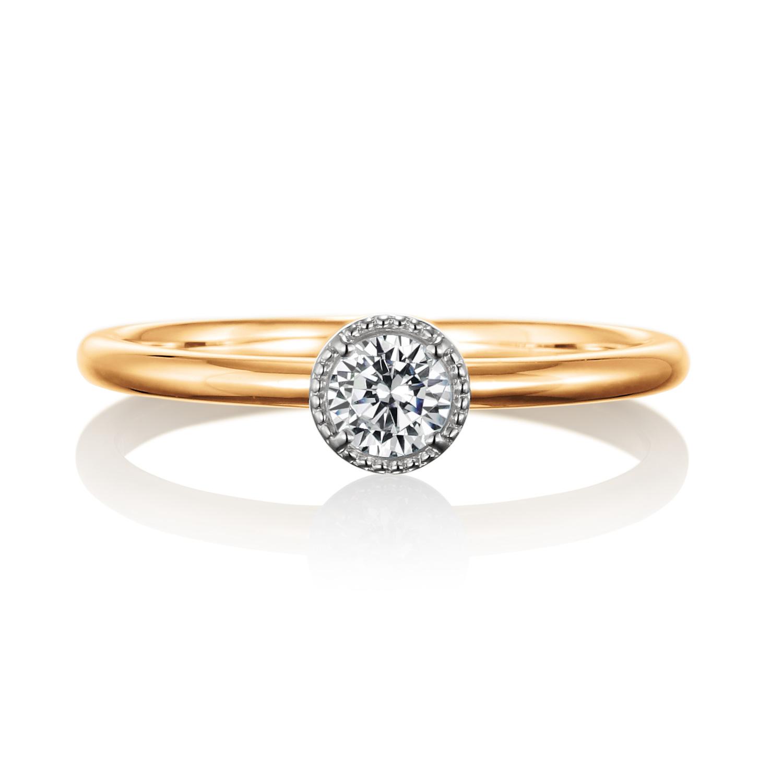 エンゲージリング 婚約指輪 chouchou 【シュシュ】-お気に入り- MT316AC-2