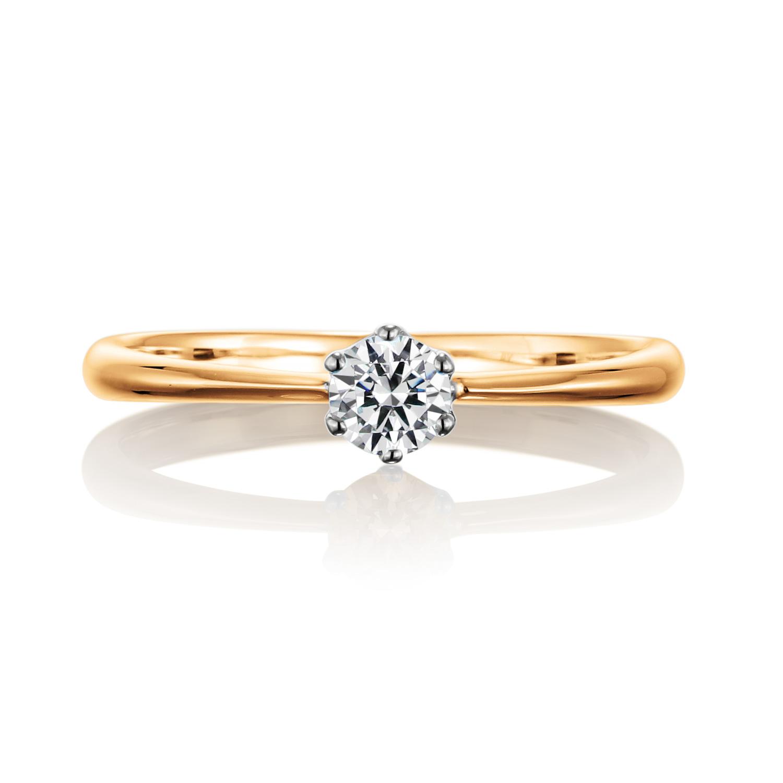 エンゲージリング 婚約指輪 espoir 【エスポワール】-希望- MT329AB-2