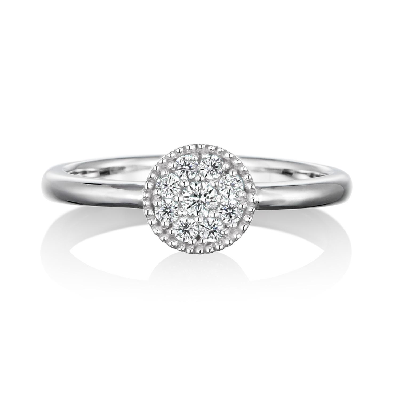 エンゲージリング 婚約指輪 ravissant 【ラヴィソントゥ】-うっとり- MJ-80