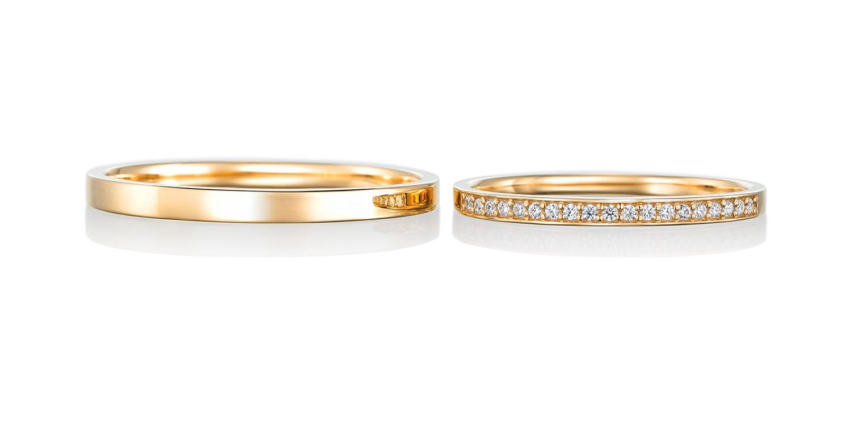 マリッジリング 結婚指輪 amour 【アムール】-愛- MJ-69-70