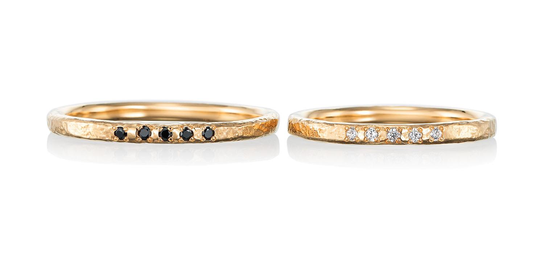 マリッジリング 結婚指輪 amusant 【アミュザン】-楽しい- MJ-3-4