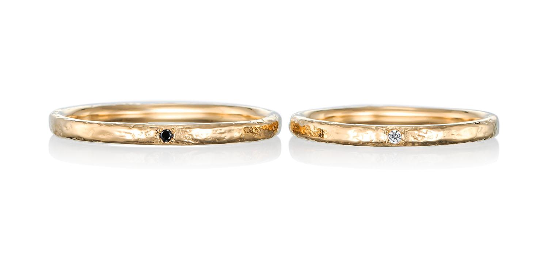 マリッジリング 結婚指輪 amusant 【アミュザン】-楽しい- MJ-57-58