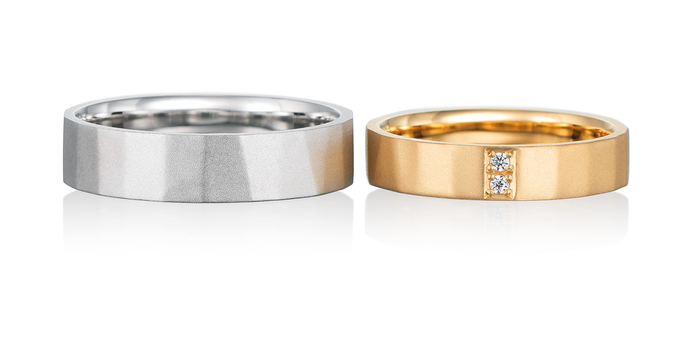 マリッジリング 結婚指輪 artisan 【アルティザン】-職人技- MJ-19-20