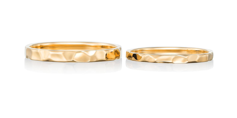 マリッジリング 結婚指輪 chemin 【シュマン】-道- MJ-31-32