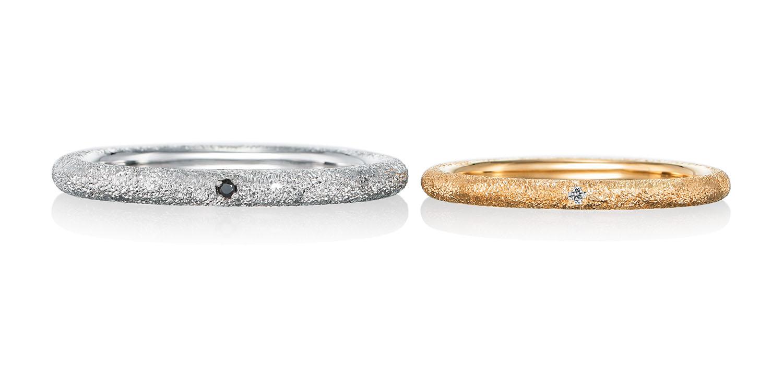 マリッジリング 結婚指輪 eclatante 【エクラタント】-輝かしい- MJ-7-8