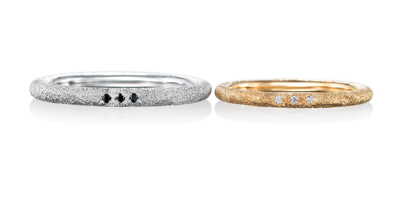 マリッジリング 結婚指輪 eclatante 【エクラタント】-輝かしい- MJ-9-10