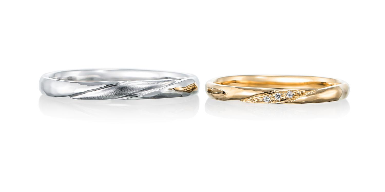マリッジリング 結婚指輪 felicite 【フェリシテ】-最高の幸せ- MJ-55-56