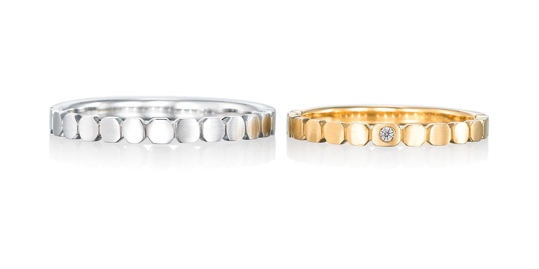 マリッジリング 結婚指輪 fierté 【フィエルテ】-誇り- MJ-71-72