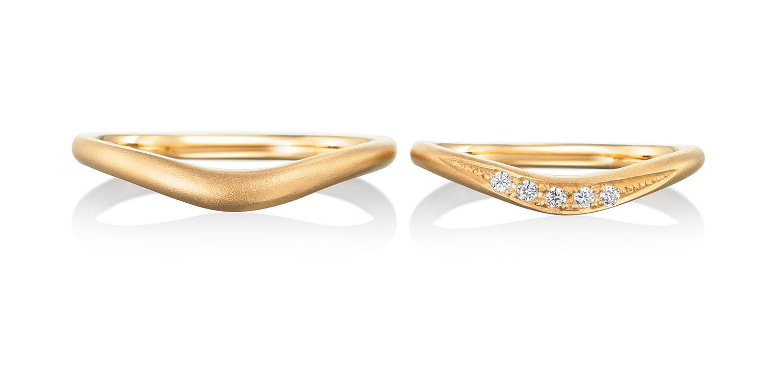 マリッジリング 結婚指輪 joie 【ジョワ】-喜び- MJ-33-34