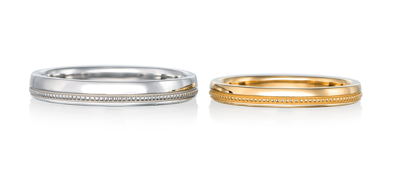 マリッジリング 結婚指輪 lien 【リアン】-絆- MJ-43-44