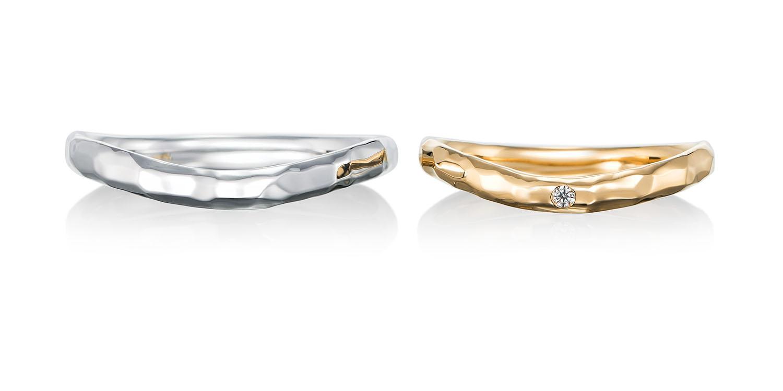 マリッジリング 結婚指輪 plaisir 【プレジール】-喜び- MJ-23-24
