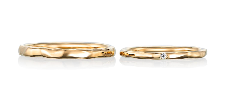 マリッジリング 結婚指輪 reve 【レーヴ】-夢- MJ-15-16
