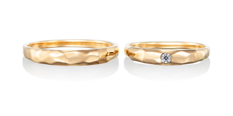 マリッジリング 結婚指輪 soleil 【ソレイユ】-太陽- MJ-29-30
