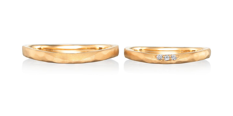 マリッジリング 結婚指輪 souvenir 【スヴニール】-思い出- MJ-11-12