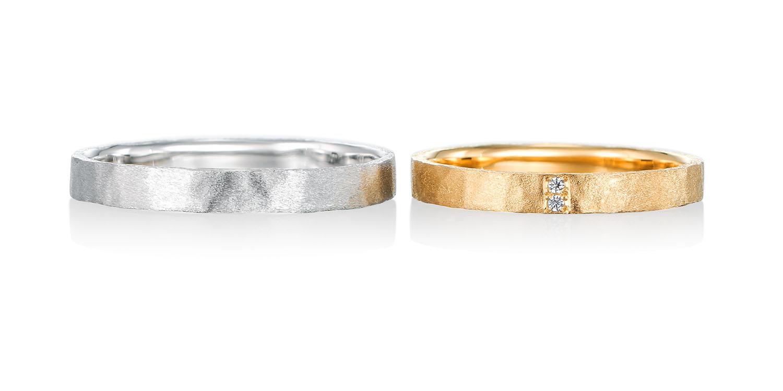 マリッジリング 結婚指輪 volonté 【ヴォロンテ】-意思- MJ-75-76
